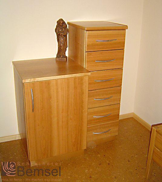 produkte einzelm bel schreinerei bemsel. Black Bedroom Furniture Sets. Home Design Ideas