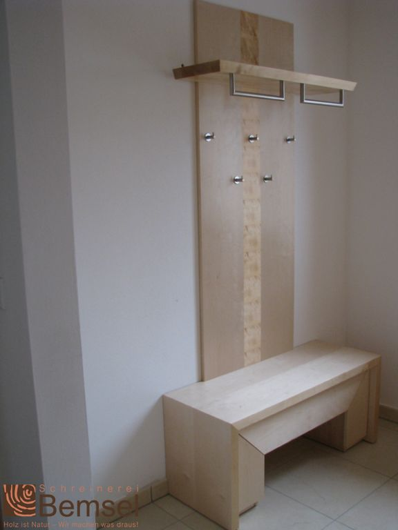 details zu garderobe garderoben set flur m bel. Black Bedroom Furniture Sets. Home Design Ideas